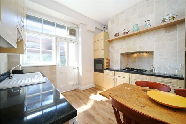 Thumbnail Flat for sale in Warwick Mansions, Cromwell Crescent, London