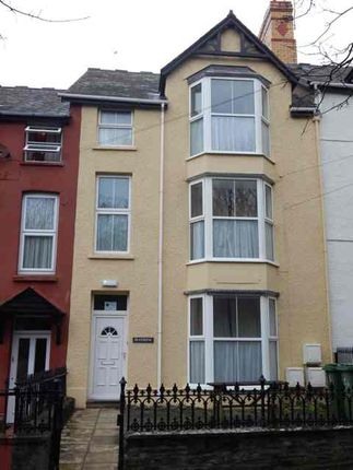 Thumbnail Shared accommodation to rent in Cliff Terrace, Aberystwyth