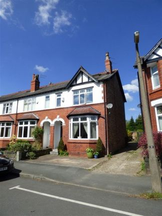 Thumbnail Terraced house to rent in Leigh Road, Hale, Cheshire