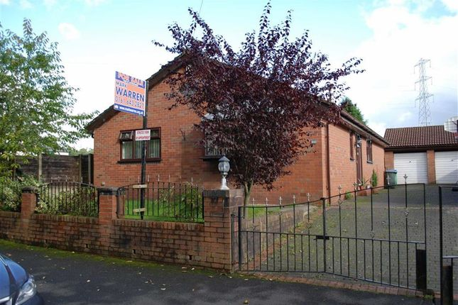 Thumbnail Detached bungalow for sale in Whitegates Road, Middleton, Manchester
