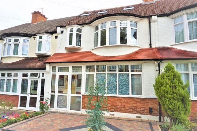 Thumbnail Terraced house to rent in Verdayne Avenue, Croydon