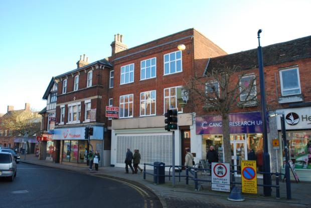 Thumbnail Property to rent in High Street, Hitchin