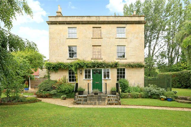 Thumbnail Detached house for sale in Weston Farm Lane, Weston, Bath