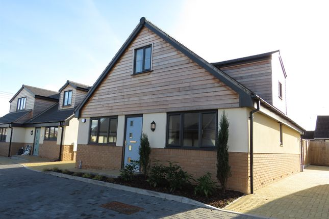Thumbnail Detached house for sale in Woodmans Road, Chipping Sodbury, Bristol