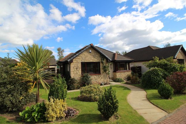 Thumbnail Detached bungalow for sale in Bennochy Grove, Kirkcaldy