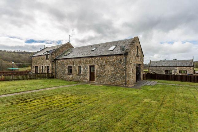 Thumbnail End terrace house for sale in Loanhead Farm Steadings, Boydstone Road, Lochwinnoch