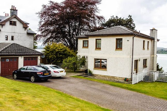 Thumbnail 5 bedroom detached house for sale in Dennistoun Road, Langbank, Port Glasgow
