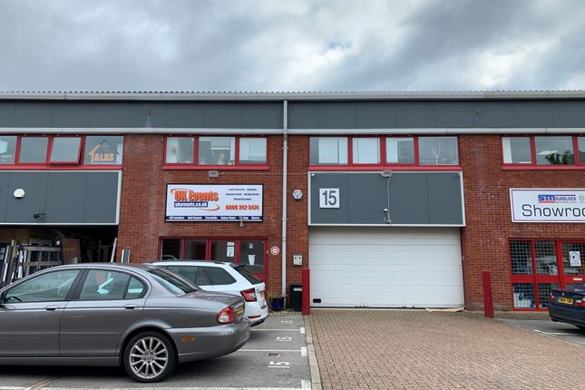 Industrial to let in Unit 15 The Business Centre, Molly Millars Lane, Wokingham