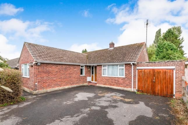 Thumbnail Bungalow for sale in Old Basing, Basingstoke, Hampshire