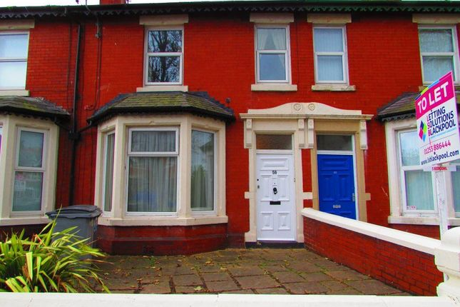 Thumbnail Property to rent in Leamington Road, Blackpool, Lancashire