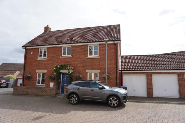Thumbnail Detached house for sale in Lotmead, Staverton, Trowbridge