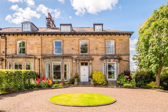 Thumbnail Flat for sale in Beech Grove, Harrogate, North Yorkshire