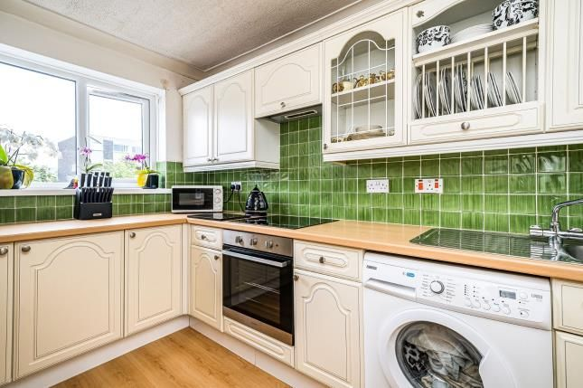 Kitchen of Flat 1, St. Cecilia Close, Kidderminster DY10