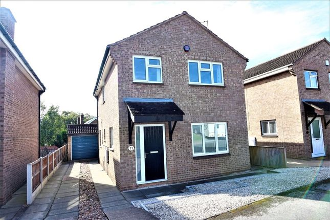Detached house for sale in Magnolia Court, Beeston, Nottingham