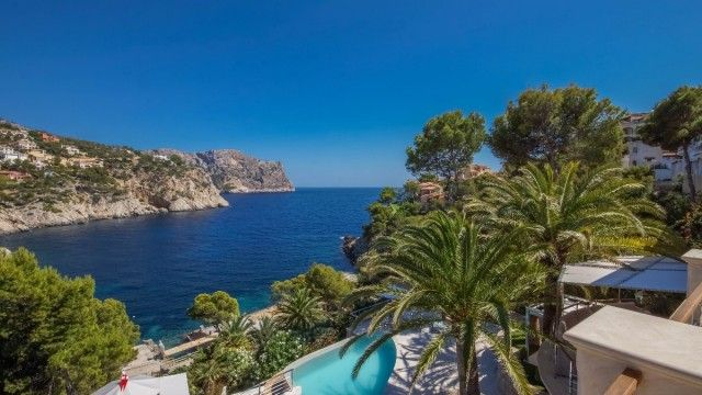 Thumbnail Villa for sale in Spain, Mallorca, Andratx, Puerto Andratx, La Mola