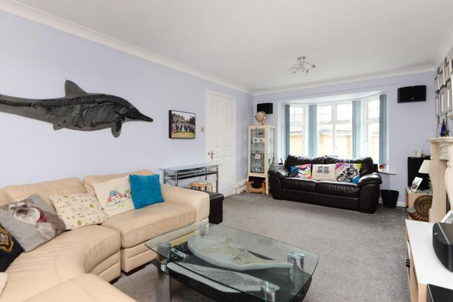 Living Room of Penny Cress Gardens, Maidstone ME16