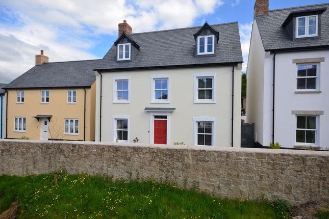 4 bed detached house for sale in Plot 55, Drovers Lane, Chagford TQ13