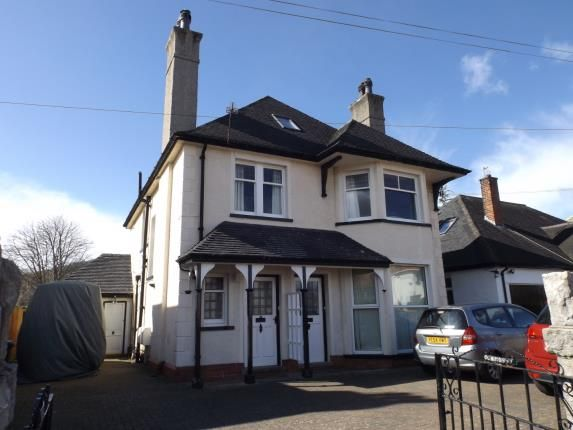 Thumbnail Maisonette for sale in Allanson Road, Rhos On Sea, Colwyn Bay, Conwy