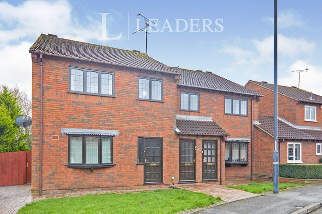 1 bed flat to rent in Willson Avenue, Littleover, Derby DE23