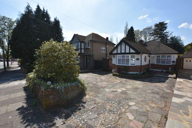 Thumbnail Detached bungalow for sale in Strangeways, Watford
