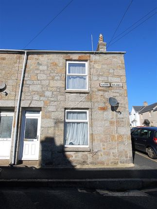 End terrace house for sale in Alverne Buildings, Penzance