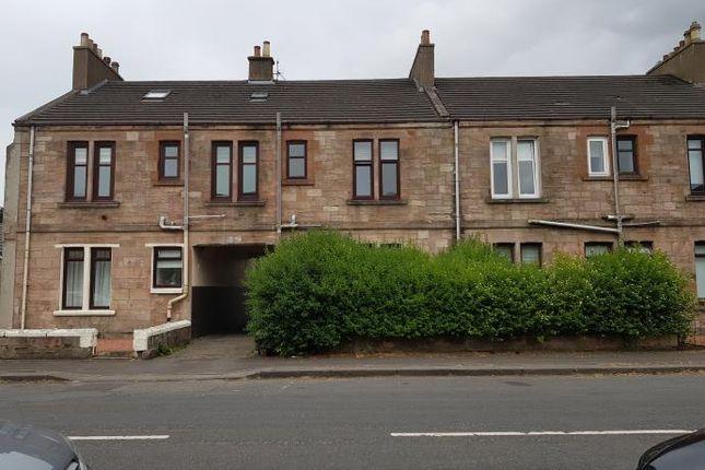 Thumbnail Flat to rent in Portland Street, Coatbridge
