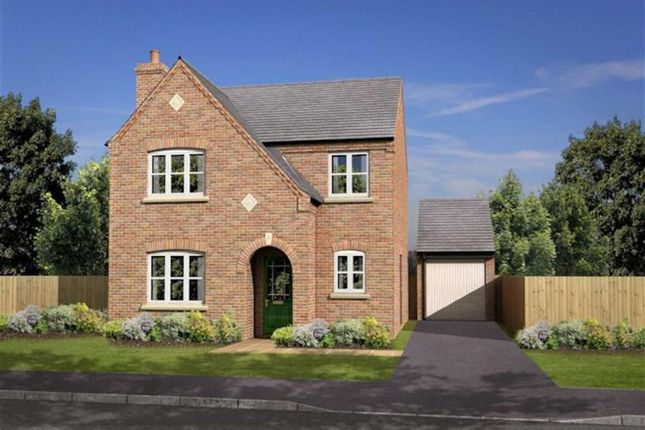Thumbnail Detached house for sale in Deer Park, Accrington