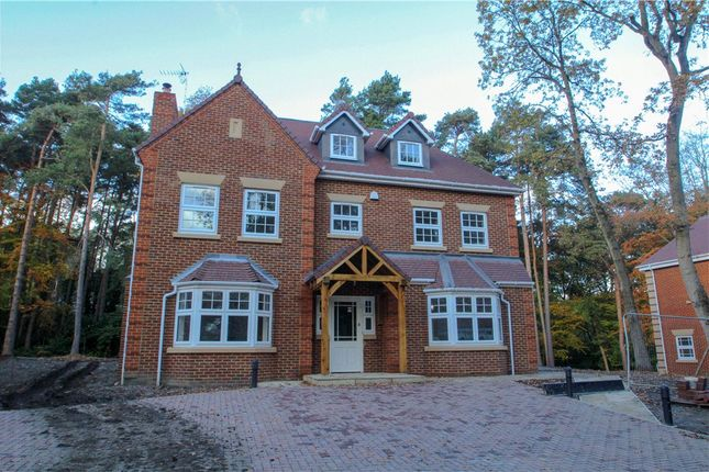 5 bed detached house for sale in Tekels Park, Camberley, Surrey