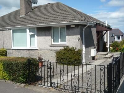 Thumbnail Bungalow to rent in Primrosehill Place, Aberdeen