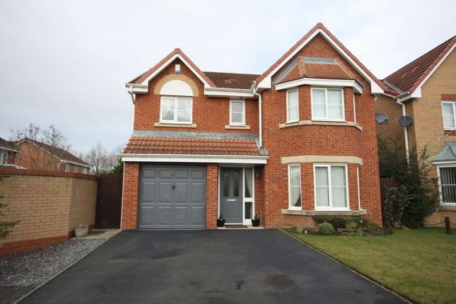 Thumbnail Detached house for sale in Heslington Gardens, Guisborough