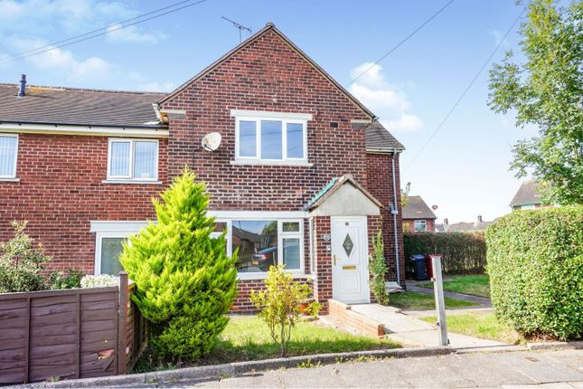 Thumbnail End terrace house for sale in Kendall Croft, Barrow-In-Furness