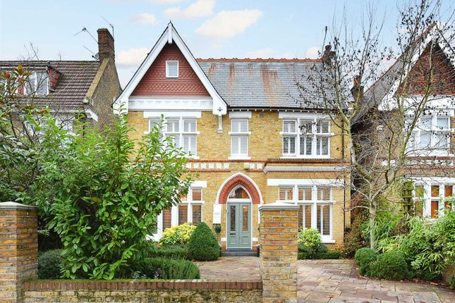 Thumbnail Property to rent in Woodville Road, London