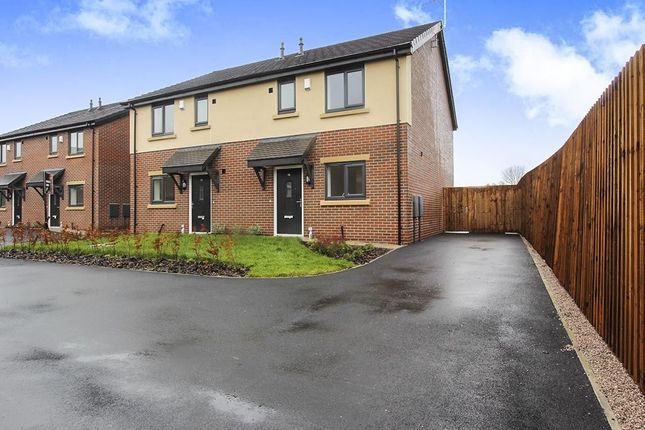 3 bed semi-detached house for sale in Memorial Road, Pilling, Preston