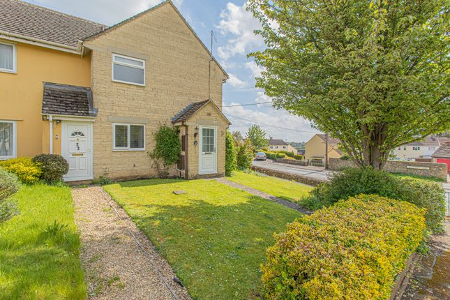 1 bed terraced house for sale in Longtree Close, Tetbury GL8