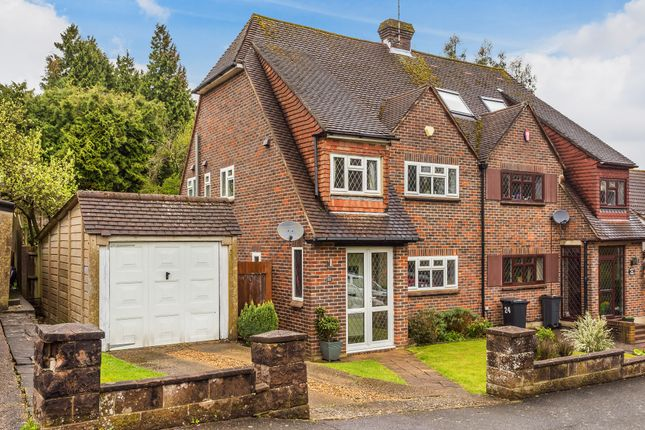 Thumbnail Semi-detached house for sale in Darcy Close, Coulsdon