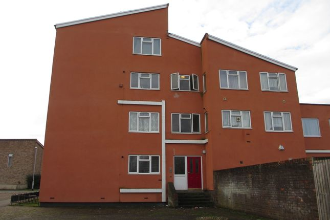 Thumbnail Maisonette to rent in Clovelly Road, Weston-Super-Mare