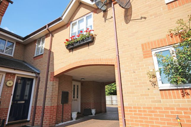 Thumbnail Terraced house for sale in Sycamore Close, Loughton