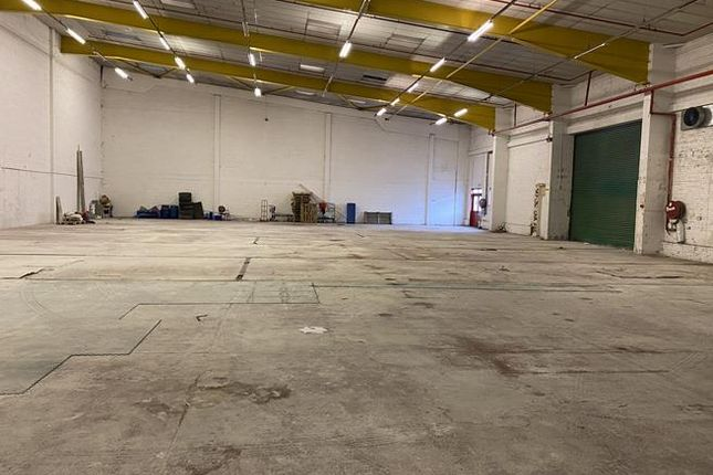 Thumbnail Light industrial to let in Unit 5 Meridian Trading Estate, Lombard Wall, Charlton, London