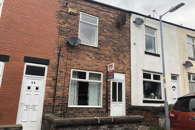 Thumbnail Terraced house to rent in Hawksley Street, Horwich, Bolton