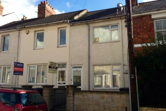 Terraced house to rent in Exmouth Street, Swindon