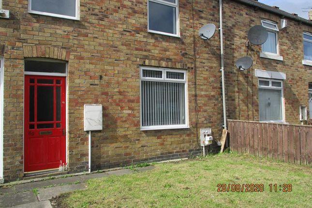 Thumbnail Terraced house to rent in Juliet Street, Ashington NE63 9Dz