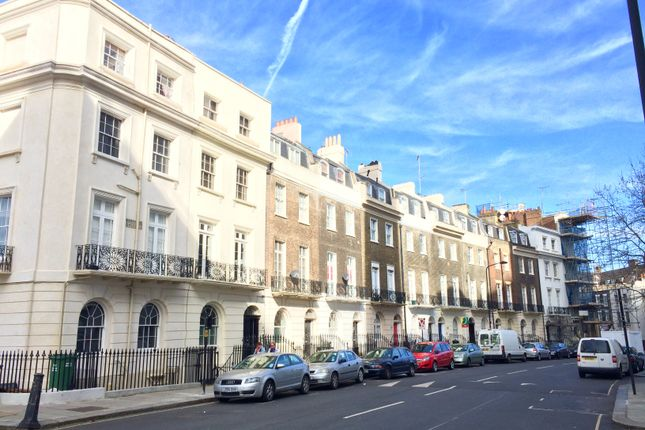 Thumbnail Terraced house for sale in Mornington Crescent, London
