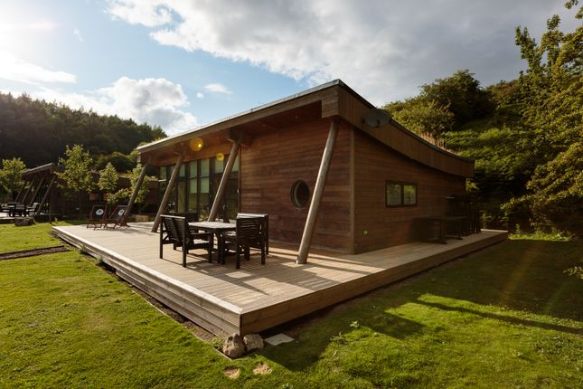 Thumbnail Detached house for sale in Yorkshire Dales, 3 Bedroom Lodge, Richmond, (New Build)