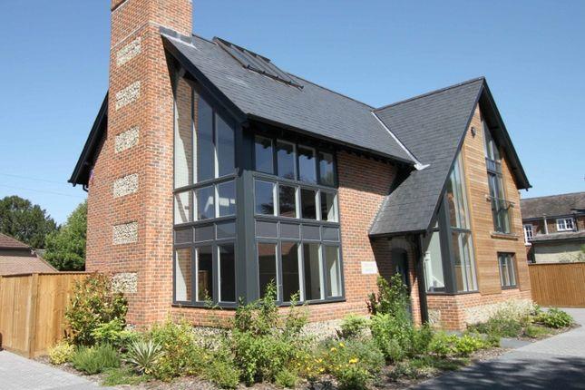 Thumbnail Detached house for sale in Trafalgar Way, Stockbridge