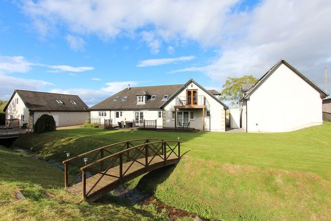 Thumbnail Detached house for sale in Old Edinburgh Road South, Inverness