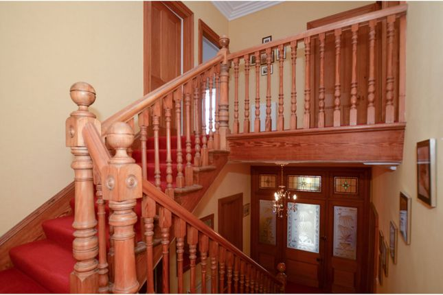 Staircase of Middle Terrace, Kingussie PH21