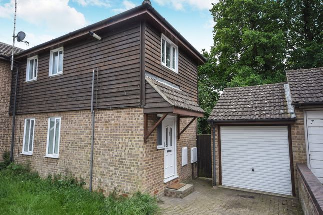 Thumbnail Semi-detached house to rent in Hitcham Mews, Braintree