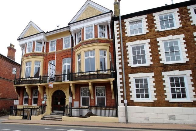 Thumbnail Flat for sale in Flats 2, 3, 10, 1A High Street, Wellingborough, Northamptonshire