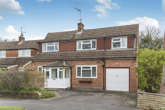 Thumbnail Detached house for sale in Lea Croft, Crowthorne, Berkshire