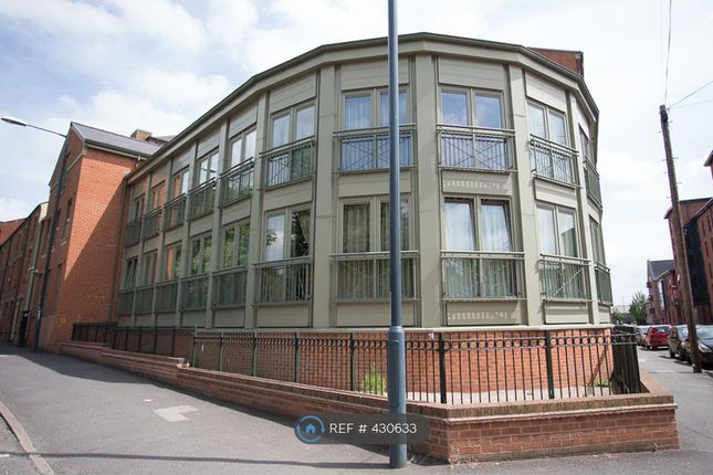 Thumbnail Flat to rent in Brook Street, Derby